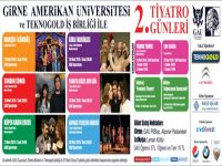 GAÜ 2'nci Tiyatro Günleri 23 Mart'ta başlıyor