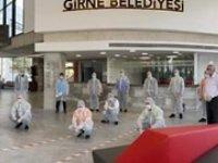 Girne Belediyesi'nde İş Sağlığı Güvenliği Ve Eğitimi Çalışmaları