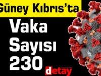 Güney Kıbrıs'ta Vaka Sayısı 230
