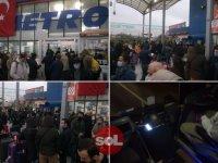 İstanbul'da Karantinadan çıkış çilesi: Test yapmadan bıraktılar, Metro Turizm iki katı fiyatla bilet sattı