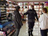 Girne Belediyesi İş Yeri Denetimlerine Devam Ediyor