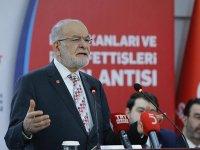 """Karamollaoğlu: """"Yardımı sadece ben yaparım"""" demek partizanlıktır"""