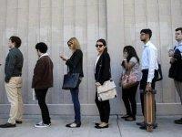 ABD'de işsizlik maaşı başvuruları rekor kırıyor!