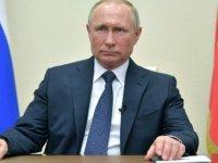 Putin, Silahların Kontrolü Anlaşmalarının Güçlendirilmesini Önerdi