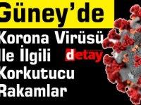 Güney Kıbrıs'ta Korona Virüsü İle İlgili Korkutucu Rakamlar