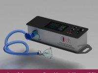 İrfan Günsel duyurdu... YDÜ alternatif solunum cihazı üretiyor