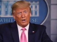 Trump, Azil Soruşturmasına Yol Açan Muhbir Raporunu Kongre'ye Bildiren Başmüfettişin İşine Son Verdi