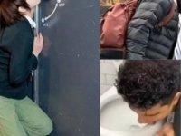 'CoronavirusChallenge': Yüzeyleri yalayıp, yaşlıların suratına öksürüyorlar
