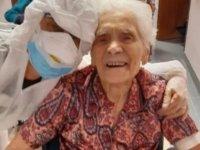 İtalya'da 104 yaşındaki kadın koronavirüsü yendi: İspanyol gribini de yenmişti