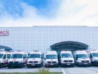 153 Acil Servis 3 Yeni Ambulansı Daha Filosuna Ekledi
