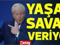 Covid-19 nedeniyle yoğun bakıma kaldırılan İngiltere Başbakanı Johnson'ın durumu 'düzelmeye devam ediyor'