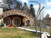 Sivas'ta 'Hobbit' evleri sağlık çalışanlarına ücretsiz