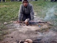 Yunan adalarındaki çocuk sığınmacılara virüs engeli