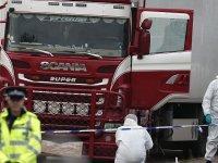 Konteynerinde 39 ölü bulunan TIR'ın şoförü sorumluluğunu kabul etti