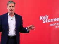 Genç sosyalist aktivistten, insan hakları hukukçuluğu ve başsavcılığa; İşçi Partisi'nin yeni lideri Keir Starmer kim?