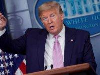 Trump koronavirüsün yayılmasında Dünya Sağlık Örgütü'nü suçladı