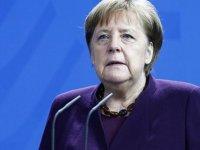 Almanya Başbakanı Merkel: Salgının daha başındayız