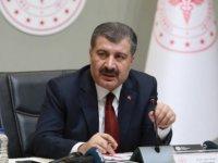 Sağlık Bakanı Koca: ABD Sağlık Bakanı Alex Azar bizden tedavi protokollerini istedi