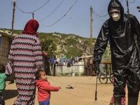 Filistin'in 4 Kentinde Kovid-19 Nedeniyle Uygulanan Genel Karantina Uzatıldı