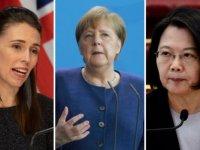 Koronavirüs: Kadın ülke liderleri, krizi daha mı iyi yönetiyor?