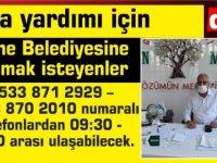Girne'de Gıda paketi yardımında bulunmak isteyen,yararlanmak isteyenlere duyuru
