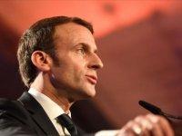 """Macron: """"Doğu Akdeniz'de askeri varlığımızı güçlendireceğiz"""""""