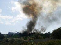 Bafra bölgesi duman altı !…