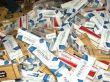 84 karton kaçak sigara