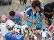 """""""Sokakta Sanat Var, Sanata Dokunuyoruz"""" etkinliği"""