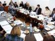 Hukuk, siyasi işler ve dışilişkiler komitesi toplandı