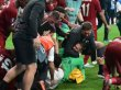 Liverpool, Süper Kupa'da Adrian'ı sakatlayan taraftarı UEFA'ya şikayet etti