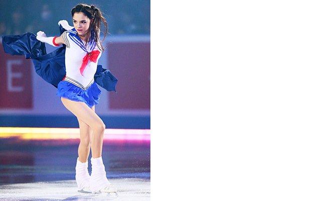 Rus artistik patinajcı Medvedeva: Bakımsız erkeklerden nefret ederim