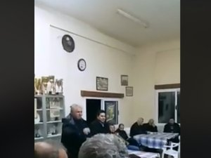 """Narenciye üreticileri Elye'de toplandı. Bicen: """"Hükümet liboştur"""""""