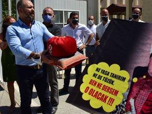 KTAMS Sağlık Bakanlığı önünde açıklama yaptı