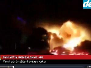 Ankara Emniyet Binasının bombalanma anının yeni görüntüleri ortaya çıktı