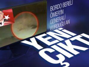 Ömer Halisdemir'in generali vurduğu görüntü çıktı