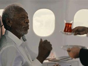 Morgan Freeman'lı THY reklamı Super Bowl'da yayınlandı