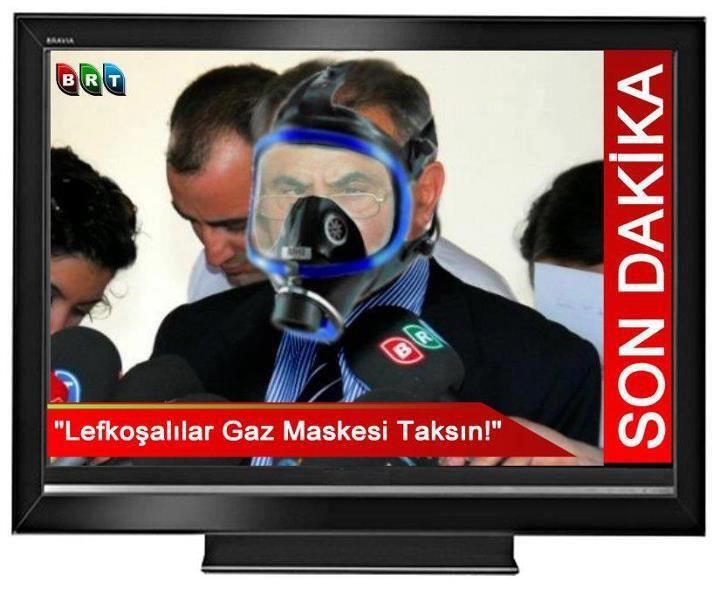 gaz maskesi taksın